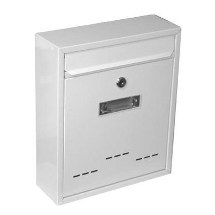 poštovní schránka RADIM malá 310x260x90mm kovová
