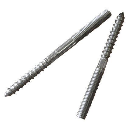 kombi vrut nerez A2, průměr 10mm, délka 140 mm, DOPRODEJ (posledních 278 ks)