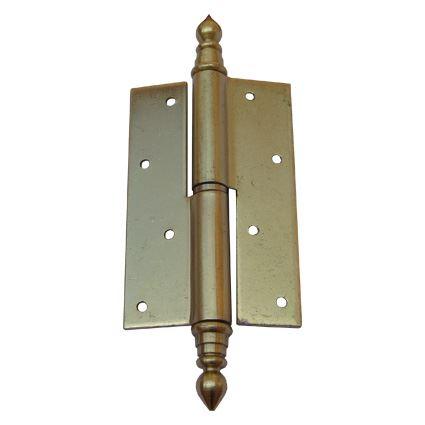 pánt, záves dverový 120 rovný UŘ14, TKZ 9457, TKZ 9456 s ozdobným zakončením