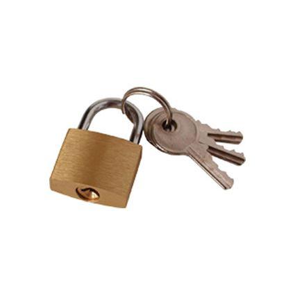 visací zámek na skříňky 9225,9230,9240, 3 klíče