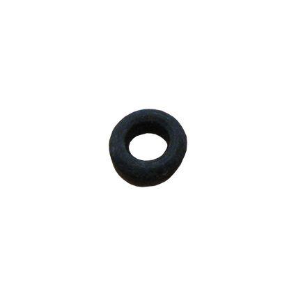 """gumový """"O""""; krúžok pod hlavu skrutky na pripevnenie úchytiek na sklenené dvierka, 9x5mm"""