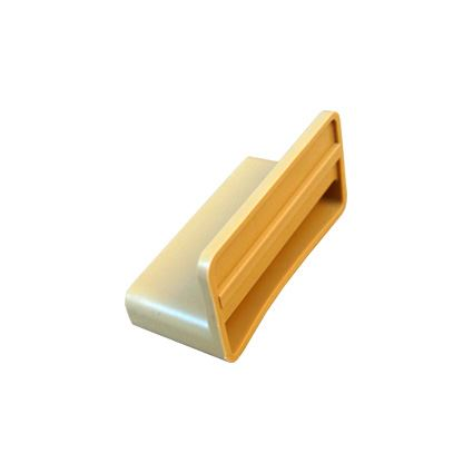 plastový držiak lamely do posteľového roštu s nosom, pre lamelu do 55mm