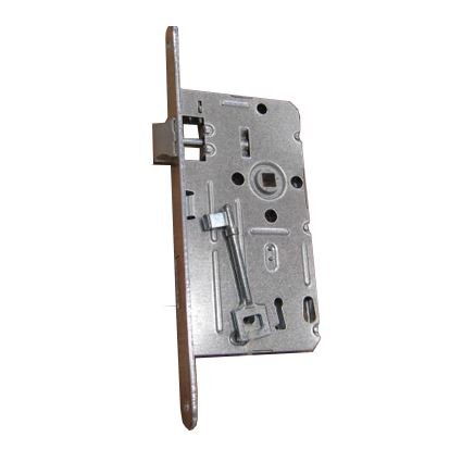 zadlabávací dverný zámok na obyčajný kľúč FAB 190/140/20