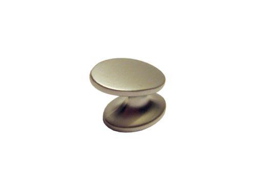 nábytková úchytka, kovová knobka Gamet 0611, päť farieb