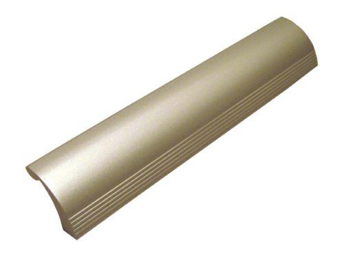 nábytková úchytka leštený hliník, madlo IRMA, 128mm