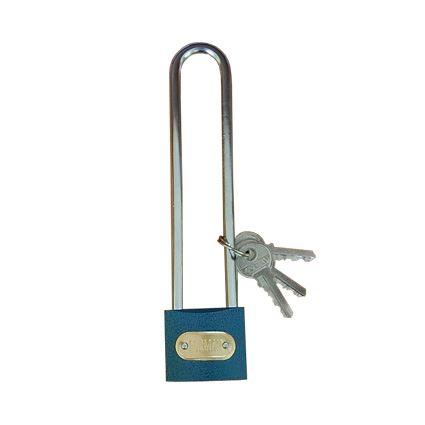 visací zámek na skříňky Forman XLS FE 12-38, dlouhé oko 5064 LS, 3 klíče