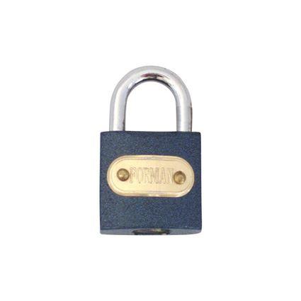 visací zámek na skříňky Forman 5064 FE 12-38, 3 klíče