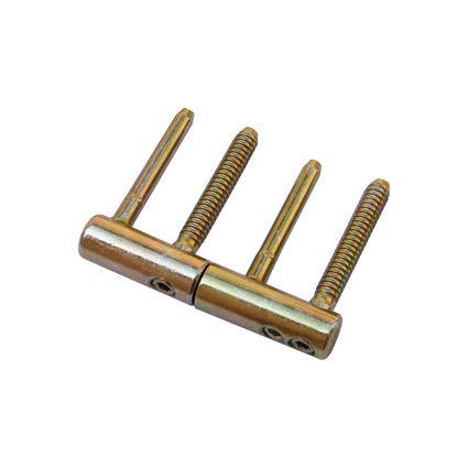 pant šroubovací protipožární, závěs dveřní TRIO 15 DZ PH, TKZ 9636, zinek