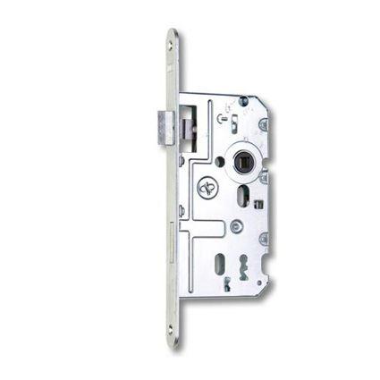 zadlabací dveřní zámek na obyčejný klíč Hobes K220