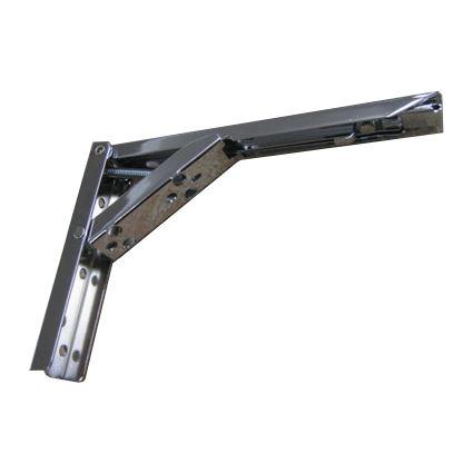 sklopný zdvihač stolové desky WSC stříbrný, kování pro sklopné stoly