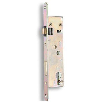 zadlabávací dverný zámok s valčekom Hobes BZ 114 bezpečnosní