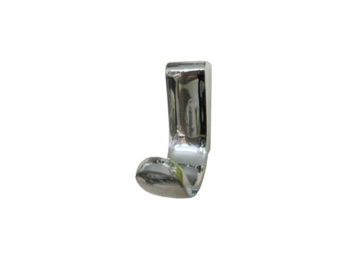 šatníkový vešiak dizajnový, nábytkový háčik kovový, na stenu, Filip