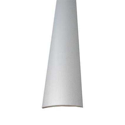 podlahový prechodový profil samolepiací, eloxovaný hliník, šírka 40mm