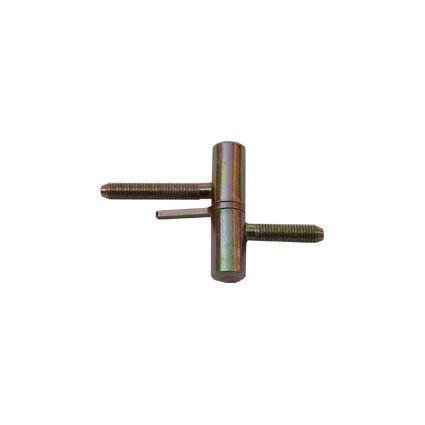 pánt skrutkovací, záves dverný 60 M8 s klincom, TKZ 9605
