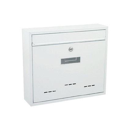 poštovní schránka RADIM velká 310x360x90mm kovová