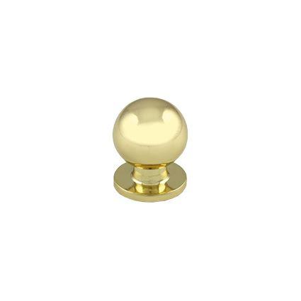 nábytková úchytka kulička prům. 24mm, kovová knobka David