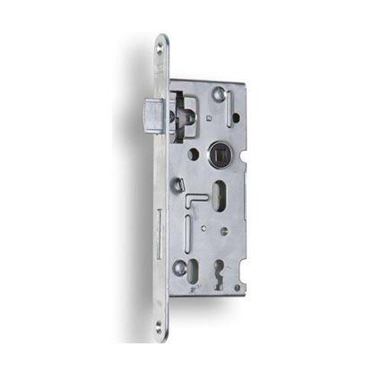 zadlabací dveřní zámek na obyčejný klíč Hobes K103