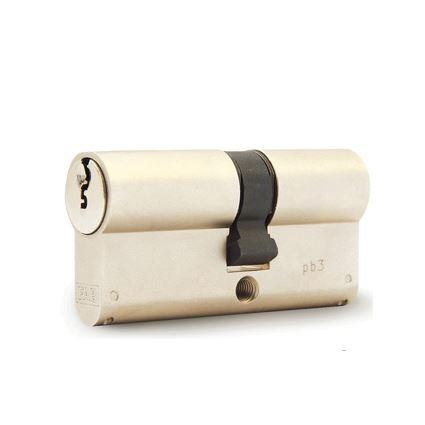 bezpečnostná cylindrická vložka FAB 1000U4BDNs, 29 + 35mm, 4. stupeň bezpečnosti, 5 kľúčov