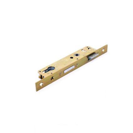 zadlabací dveřní zámek na vložku Hobes K431, úzký do jeklu