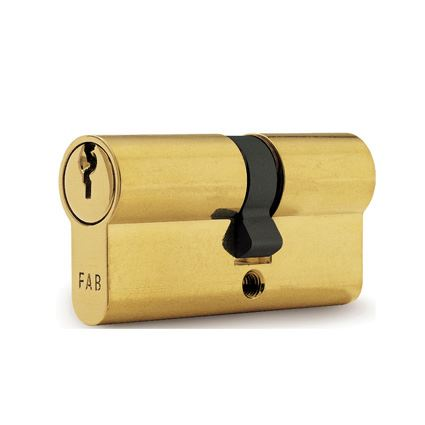 cylindrická vložka FAB 100 29 + 35mm, 2. trieda bezpečnosti, 3 kľúče