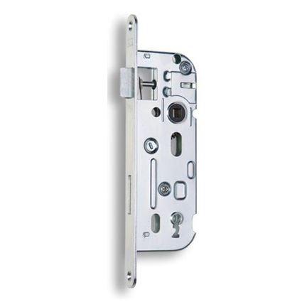 zadlabací dveřní zámek na obyčejný klíč Hobes 01-15