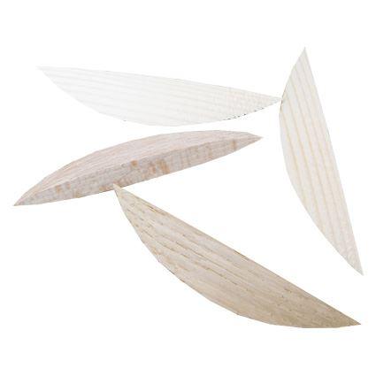 dřevěná lodička k vyspravení spárovky, G2, délka 7cm