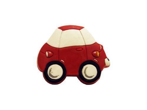 nábytková úchytka (SIRO 12803) detská gumová mäkká AUTO