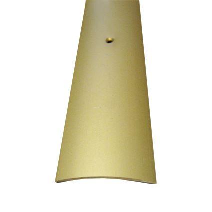 podlahový přechodový profil k přišroubování, eloxovaný hliník, šíře 50mm