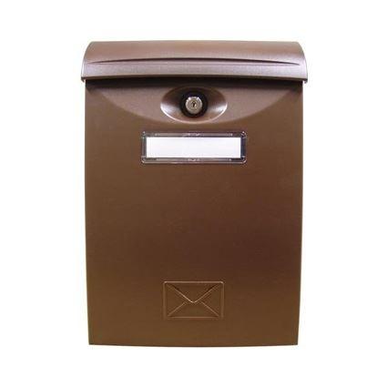 poštovní schránka ABS 240x340 plastová venkovní