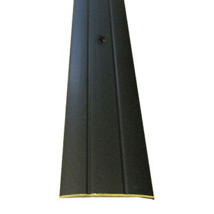 podlahový přechodový profil k přišroubování, eloxovaný hliník, šíře 38mm