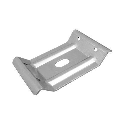 spojovník rámový 59/90, kovanie pre spojenie nohy a spodného rámu stola
