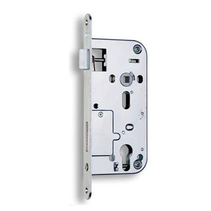 bezpečnostný zadlabávací dverný zámok na vložku Hobes K311