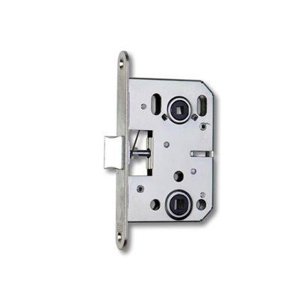 zadlabací dveřní zámek na WC kličku Hobes K053, na staré dveře