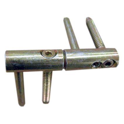 pant šroubovací nastavitelný ve třech směrech, průměr 16mm, horní a dolní díl