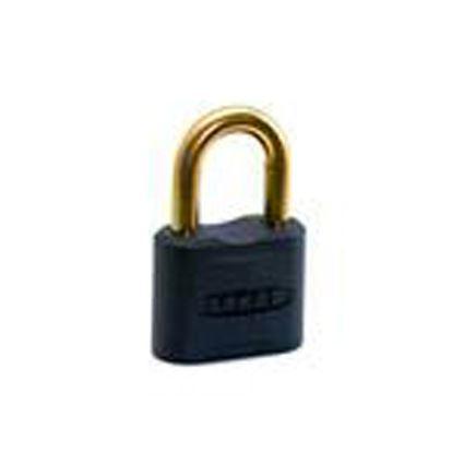visací zámek TOKOU Alfa 50, 2. třída odolnosti, pro venkovní prostředí, 3 klíče